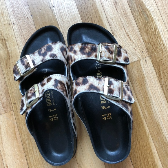 0c22e73d649f Birkenstock Shoes - Birkenstock Arizona limited edition leopard